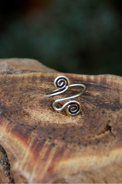 Ring Spirale ll
