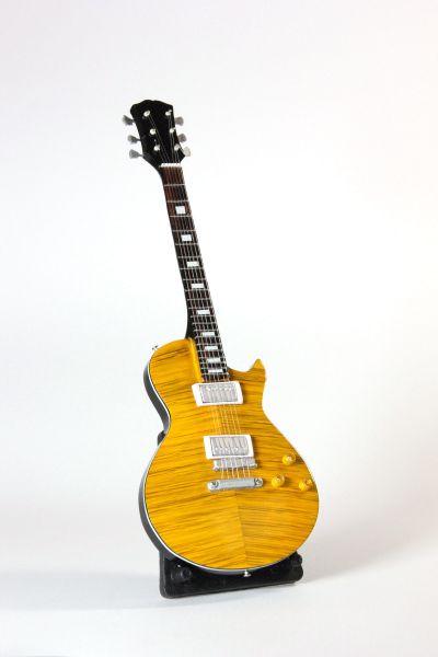 Miniaturgitarre E-Gitarre