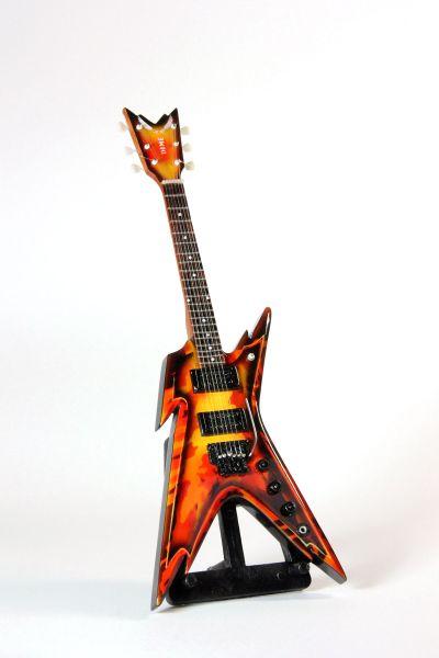 Mini Gitarre Metal Style