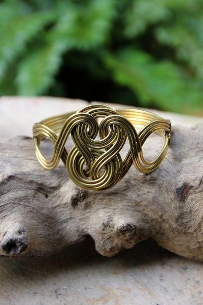 Armreif Infinity Knoten